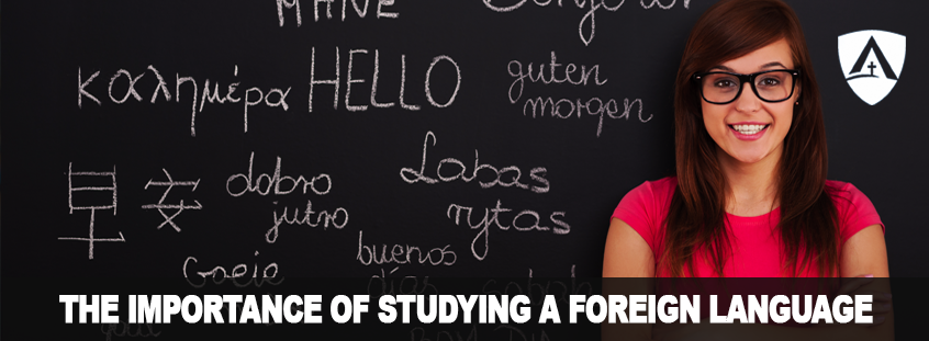 The Importance of Studying a Foreign Language